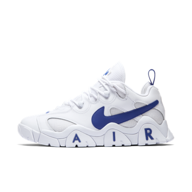 Nike Air Barrage 'White/Blue' productafbeelding