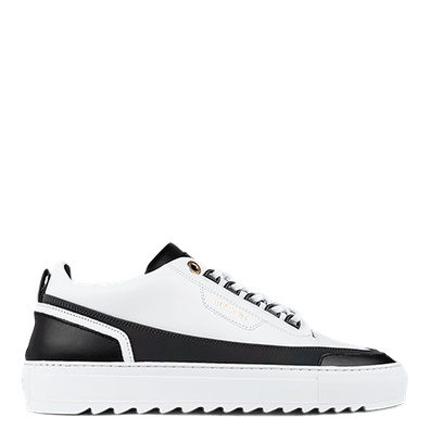 Mason Garments Firenze Leather/Reflective White/Black/Rainbow productafbeelding