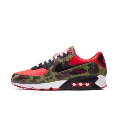 Atmos X Nike Air Max 90 'Reverse Duck Camo' productafbeelding