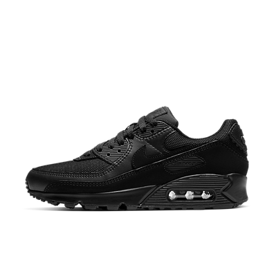 Nike WMNS Air Max 90 Re-Craft 'Triple Black' productafbeelding
