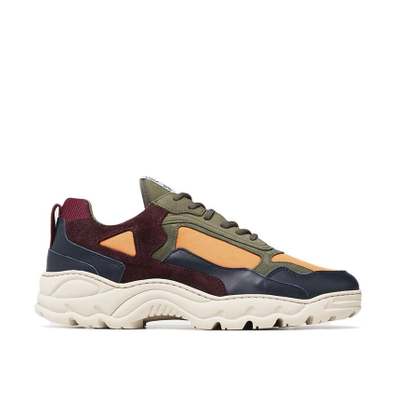 Filling Pieces Low Curve Iceman Trimix Army Green productafbeelding