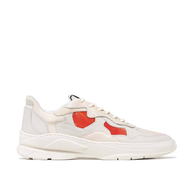 Filling Pieces Low Fade Cosmo Mix Off White productafbeelding