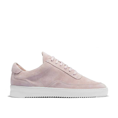 Filling Pieces Low Mondo Ripple Nardo Light Pink productafbeelding
