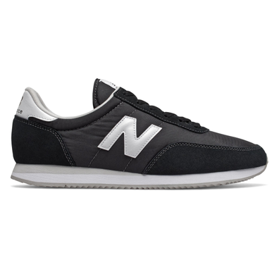 New Balance 720 Mens Black / White Trainers productafbeelding