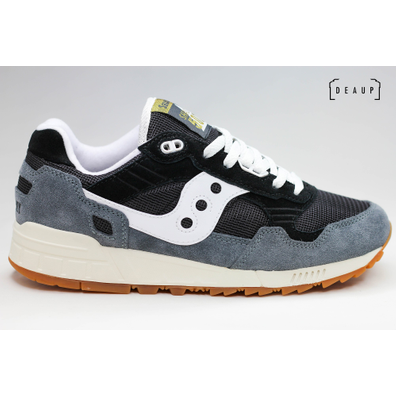 Saucony Shadow 5000 'Grey / Navy' productafbeelding