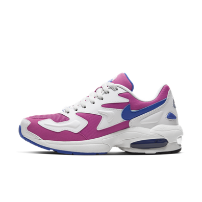 Nike Air Max 2 Light 'Blue/Pink' productafbeelding