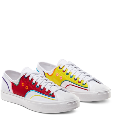 Unisex Chinese New Year Jack Purcell Low Top productafbeelding