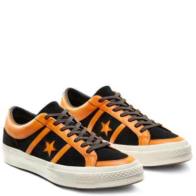 Collegiate Suede One Star Academy Low Top productafbeelding