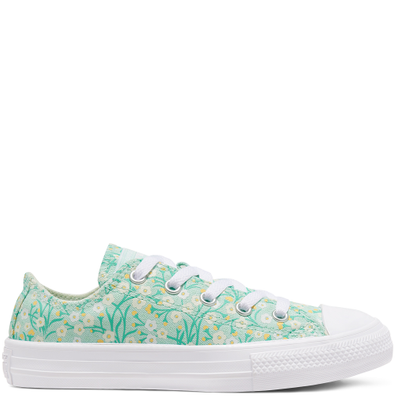 Ditsy Floral Chuck Taylor All Star Low Top Schoen productafbeelding