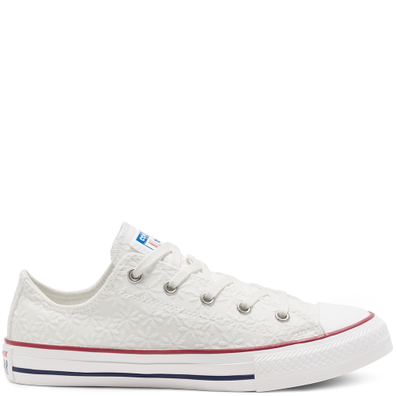Little Miss Chuck Taylor All Star Low Top productafbeelding
