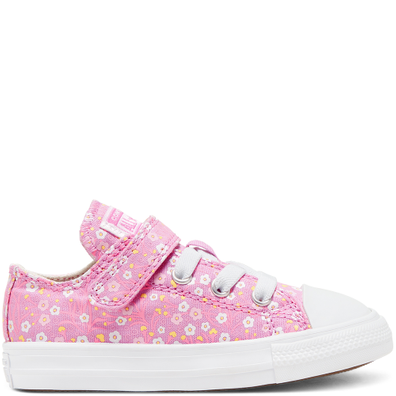 Ditsy Floral Easy-On Chuck Taylor All Star Low Top Schoen productafbeelding