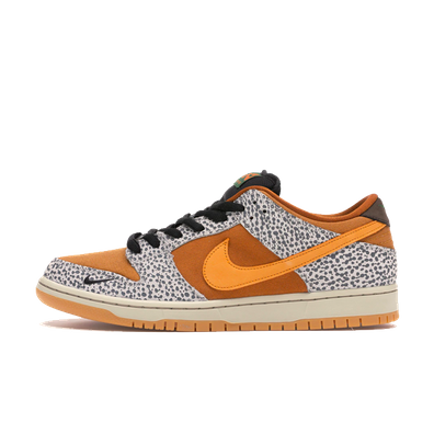 Nike SB Dunk Low Pro QS 'Safari' productafbeelding