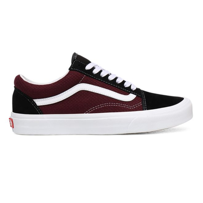 Vans Old Skool Mens Black / Port Royale Trainers productafbeelding