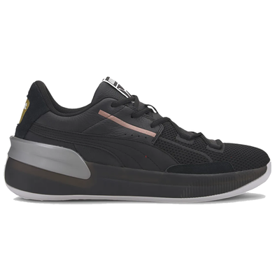 Puma Clyde Hardwood Metallic Basketball Shoes productafbeelding