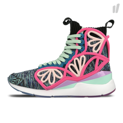 Puma Wmns Pearl Cage Graph Mid productafbeelding