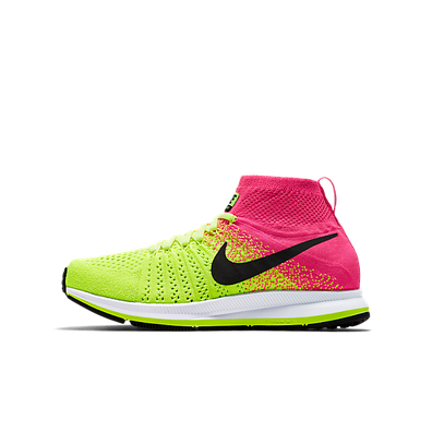Nike Zoom Pegasus All Out Flyknit OC GS productafbeelding