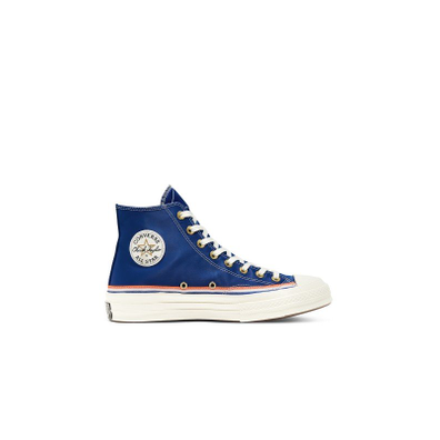 "Converse All Star Chuck 70 Hi Breaking Down Barriers ""Knicks"" productafbeelding"