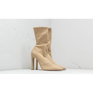 Yeezy Season 7 Stretch Canvas Ankle Boot Military Light productafbeelding