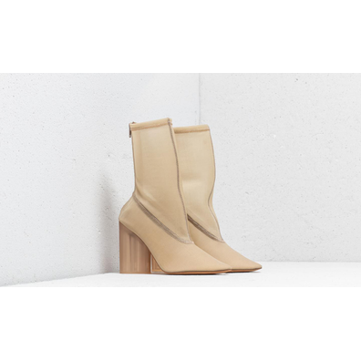 Yeezy Season 7 Stretch Mesh Ankle Boot Military Light productafbeelding