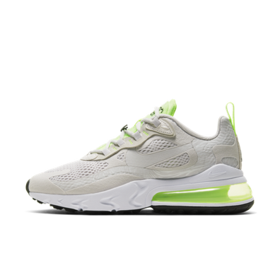 Nike Air Max 270 React 'Ghost Green' productafbeelding