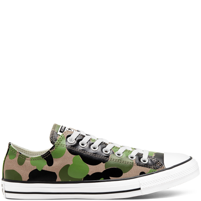 Archival Camo Chuck Taylor All Star Low Top Schoen productafbeelding