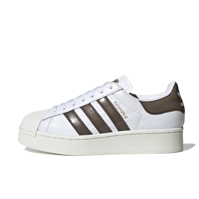 adidas Superstar Bold 'White/Bronze' productafbeelding