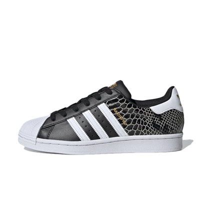 adidas Superstar 'Black Reptile' productafbeelding