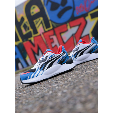 Puma Rs 9.8 sonic Palace-blue/white PS productafbeelding