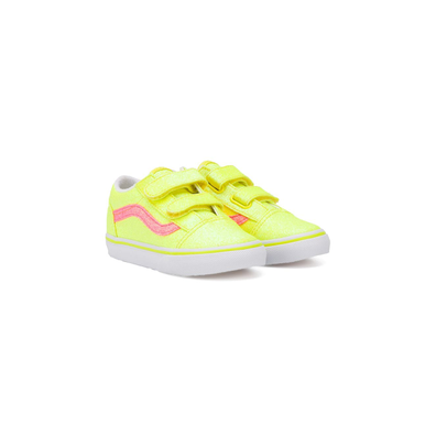 Vans Kids touch strap glitter trainers productafbeelding