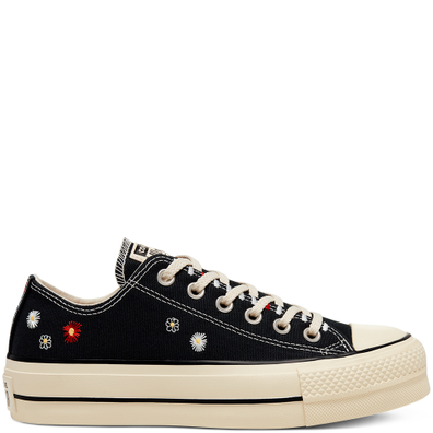 Self-Expression Platform Chuck Taylor All Star Low Top voor dames productafbeelding