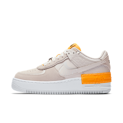Nike Wmns Air Force 1 'Shadow Laser Orange' productafbeelding