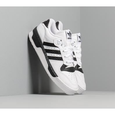adidas Rivalry Low W Ftw White/ Ftw White/ Core Black productafbeelding