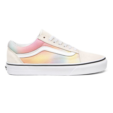 Vans Old Skool Womens Aura Shift / White Trainers productafbeelding