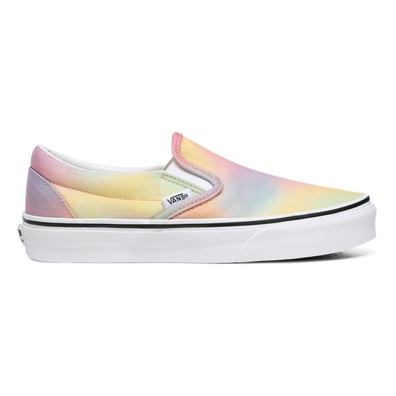Vans Classic Slip-On Womens Aura Shift / White Trainers productafbeelding