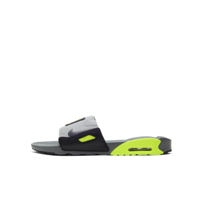 Nike Air Max 90 Slide 'Volt' productafbeelding