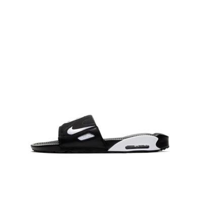 Nike Air Max 90 Slide 'Black' productafbeelding