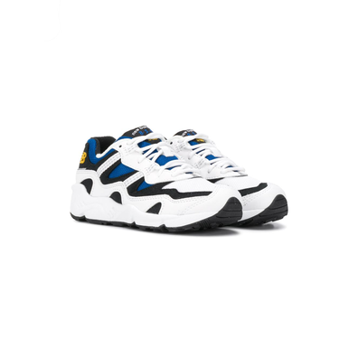 New Balance Kids mesh and suede panelled trainers productafbeelding