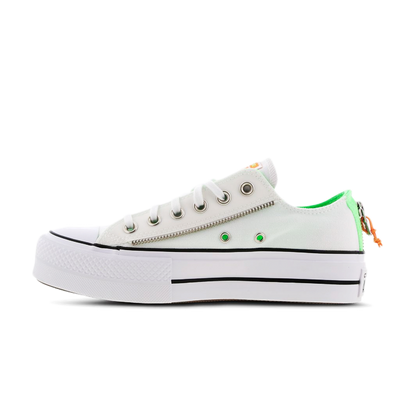 Converse Chuck Taylor Platform Low 'Illusion Green' productafbeelding