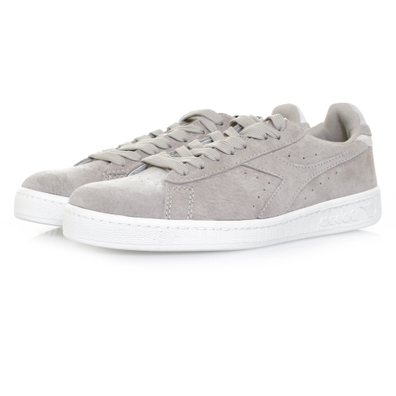 Diadora Game Low S Grey Shoe 501171832 productafbeelding