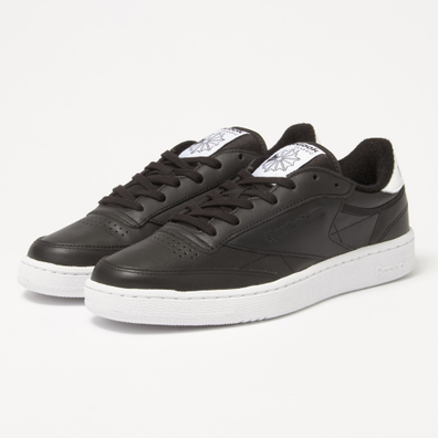 Reebok Club C85 EL Black Sneakers BD5685 productafbeelding