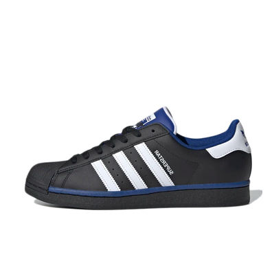 adidas Superstar 'Black/Blue' productafbeelding