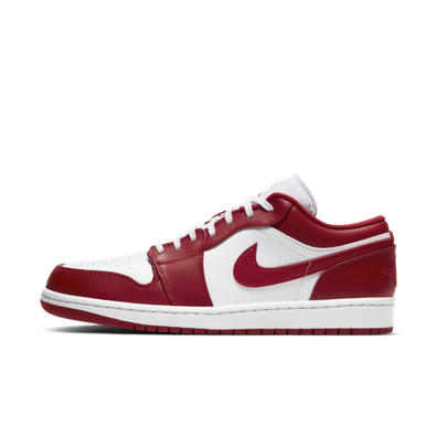 Air Jordan 1 Low 'Gym Red' productafbeelding