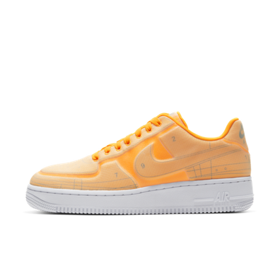 Nike Air Force 1 Shadow SE W schoenen geel oranje wit
