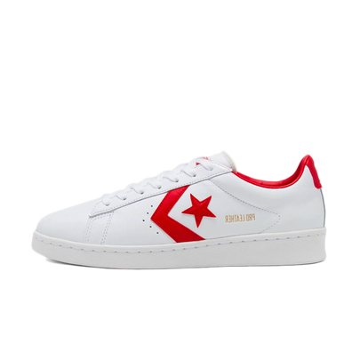 Converse Pro Leather 'White/Red' productafbeelding