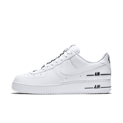 Nike Air Force 1 '07 'Double Air' productafbeelding