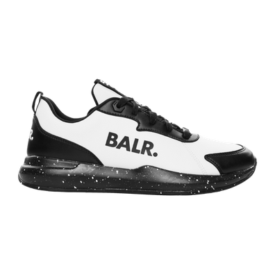 BALR. Future Big Logo Sneaker Black/White productafbeelding