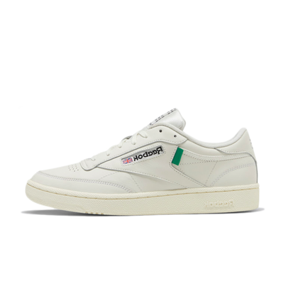 Reebok Club C 85 'Beige/Green' productafbeelding
