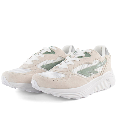 Hi-Tec HTS74 HTS Silver Shadow RGS 'White/Sage Green' productafbeelding