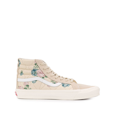 Vans floral-print high-top productafbeelding