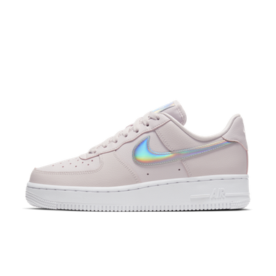 Nike Air Force 1 'Pink Iridescent' productafbeelding